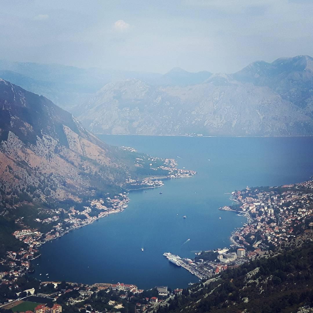 Itinerario in Montenegro, la baia di Kotor