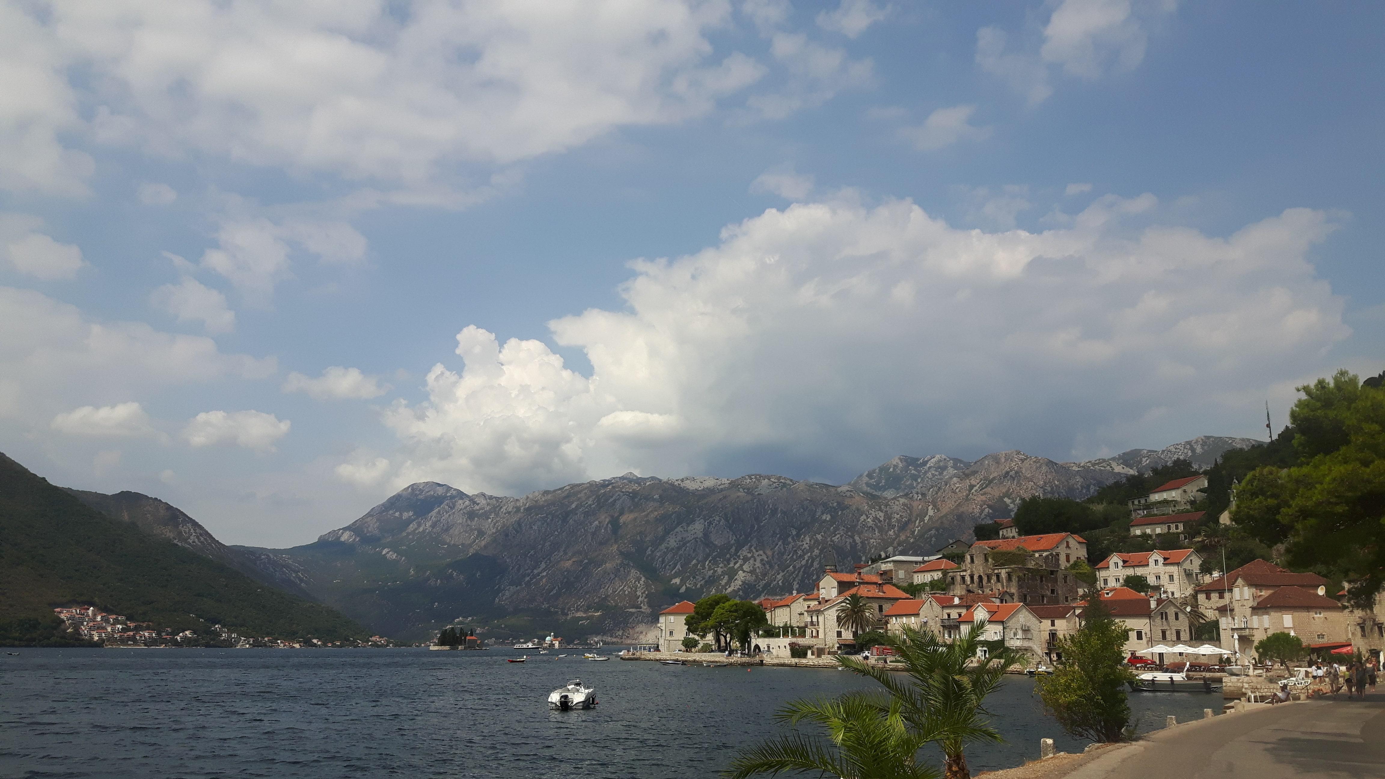 Itinerario in Montenegro, Perast