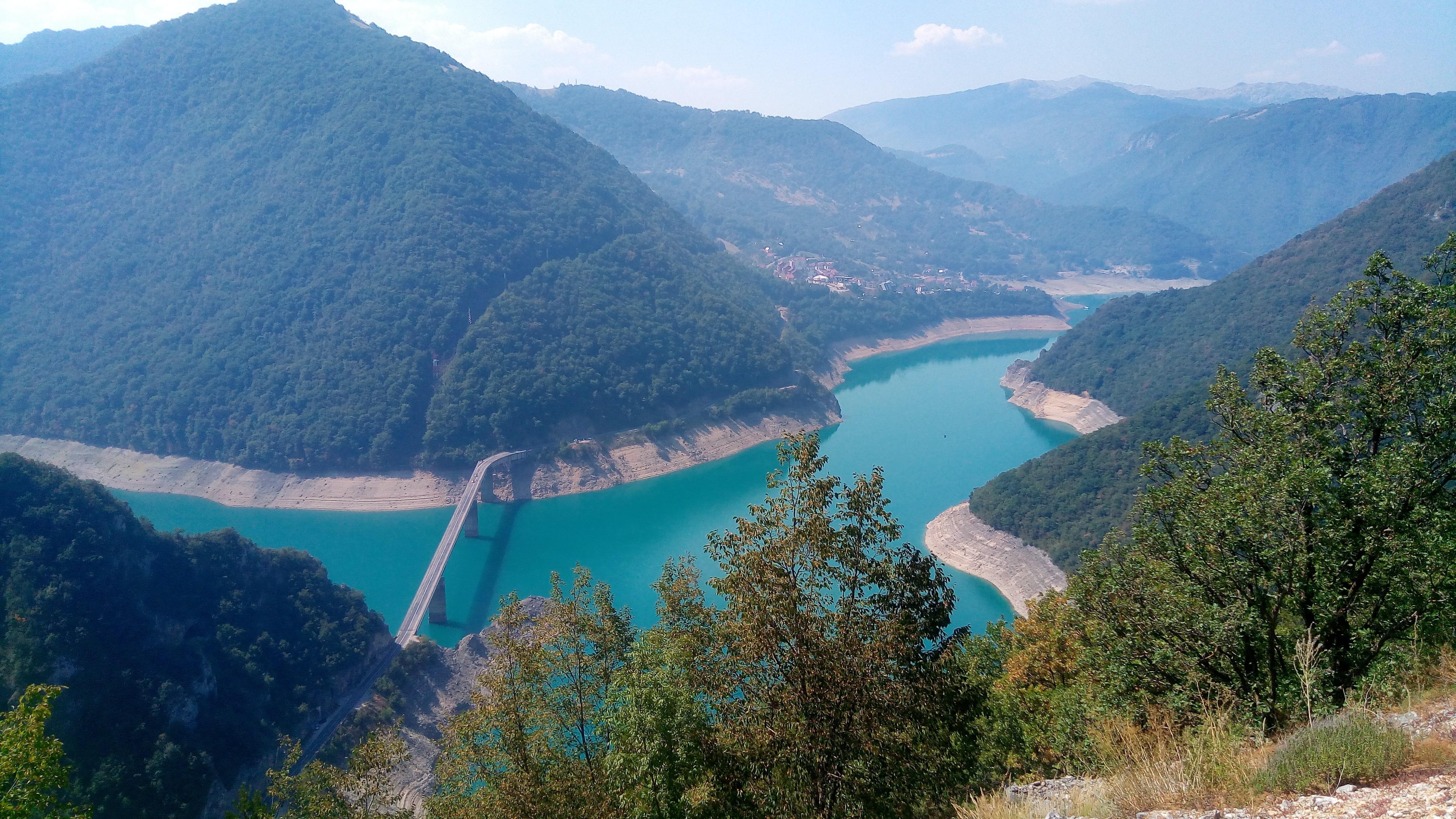 Itinerario in Montenegro, la Gola del PIva