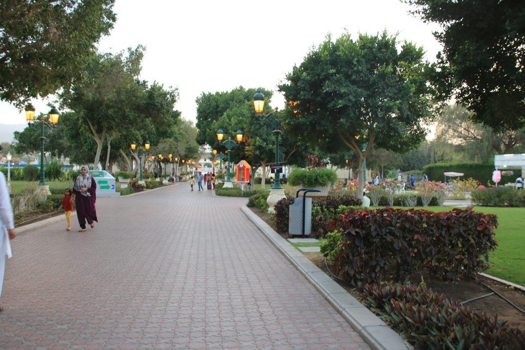 Parco Naturale Qurum Muscat Oman