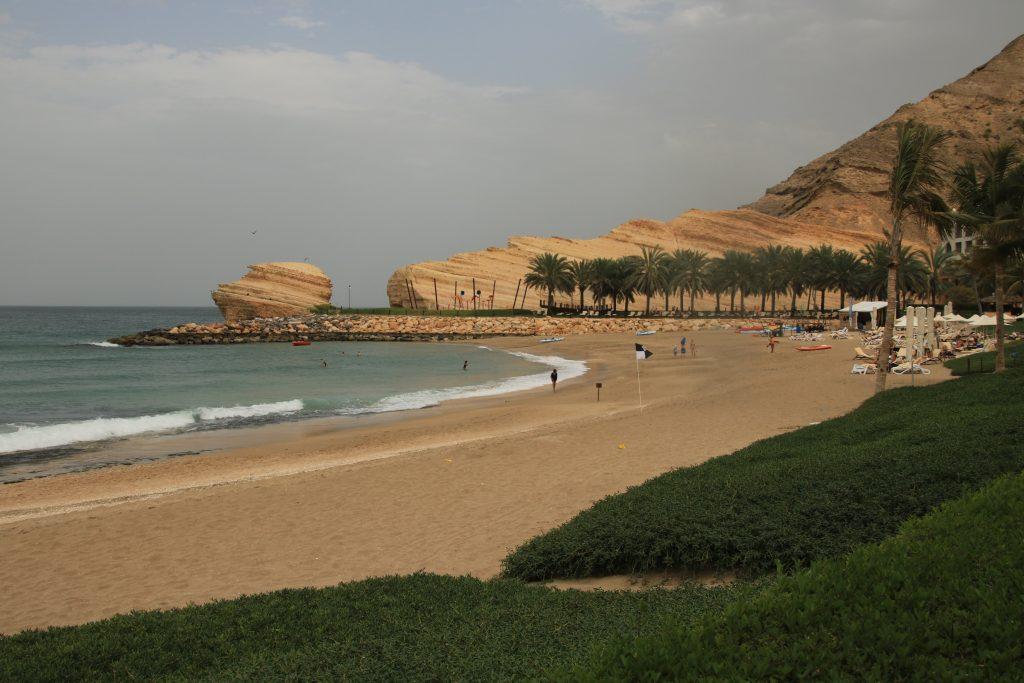 Shangri - La Barr Al Jissah Resort & Spa Muscat Oman