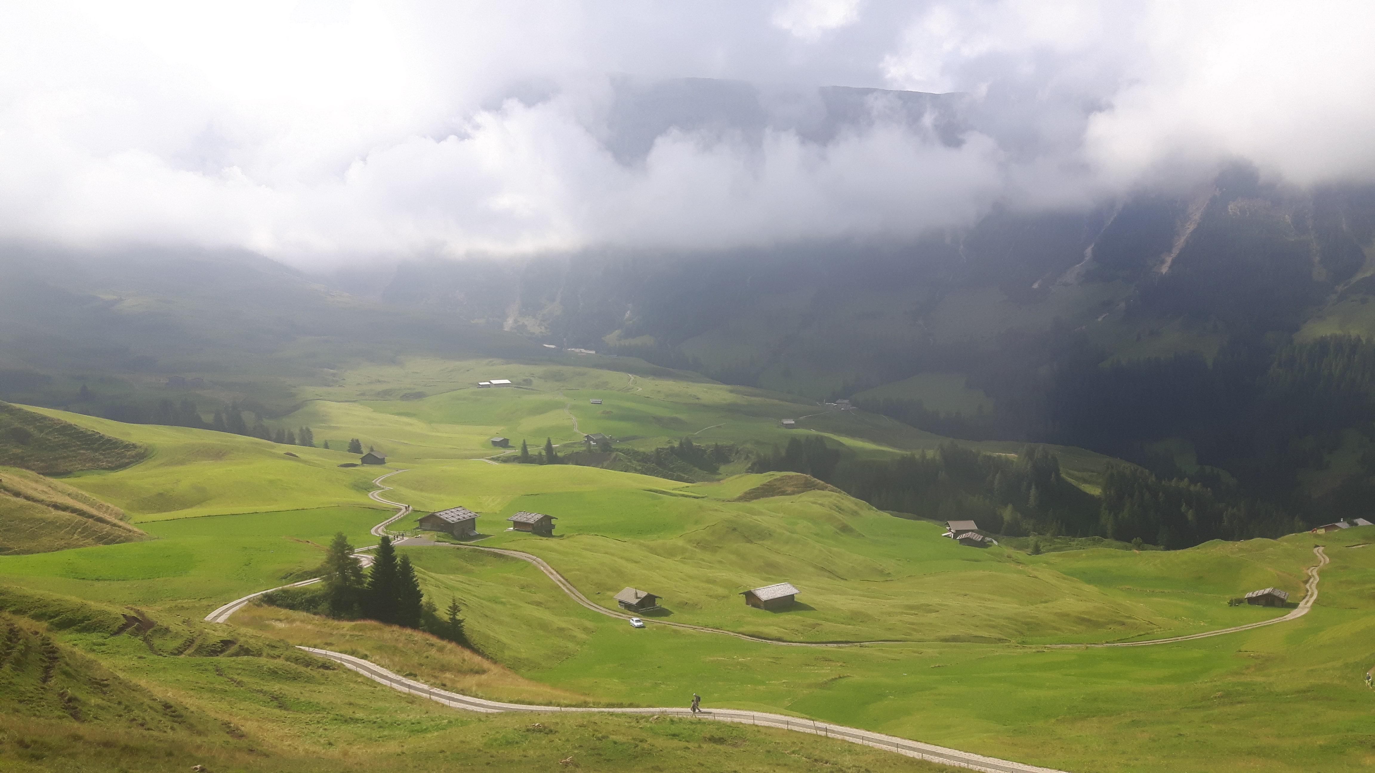 Escursioni all'Alpe di Siusi