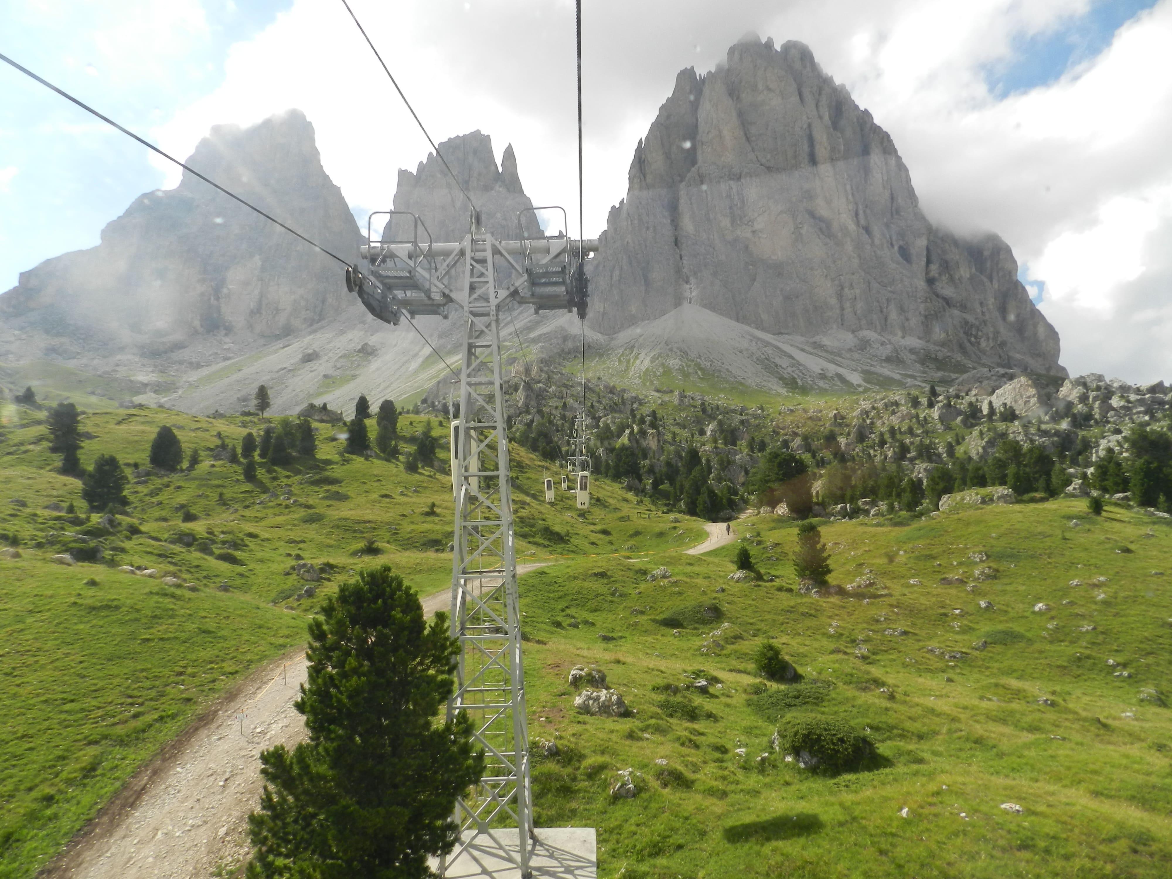 Escursioni estive all'Alpe di Siusi