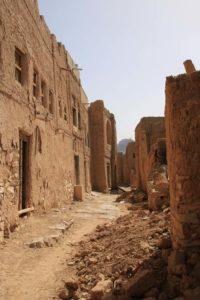 Al Hamra la città vecchia