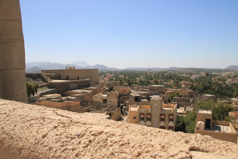 Città vecchia di Bahla