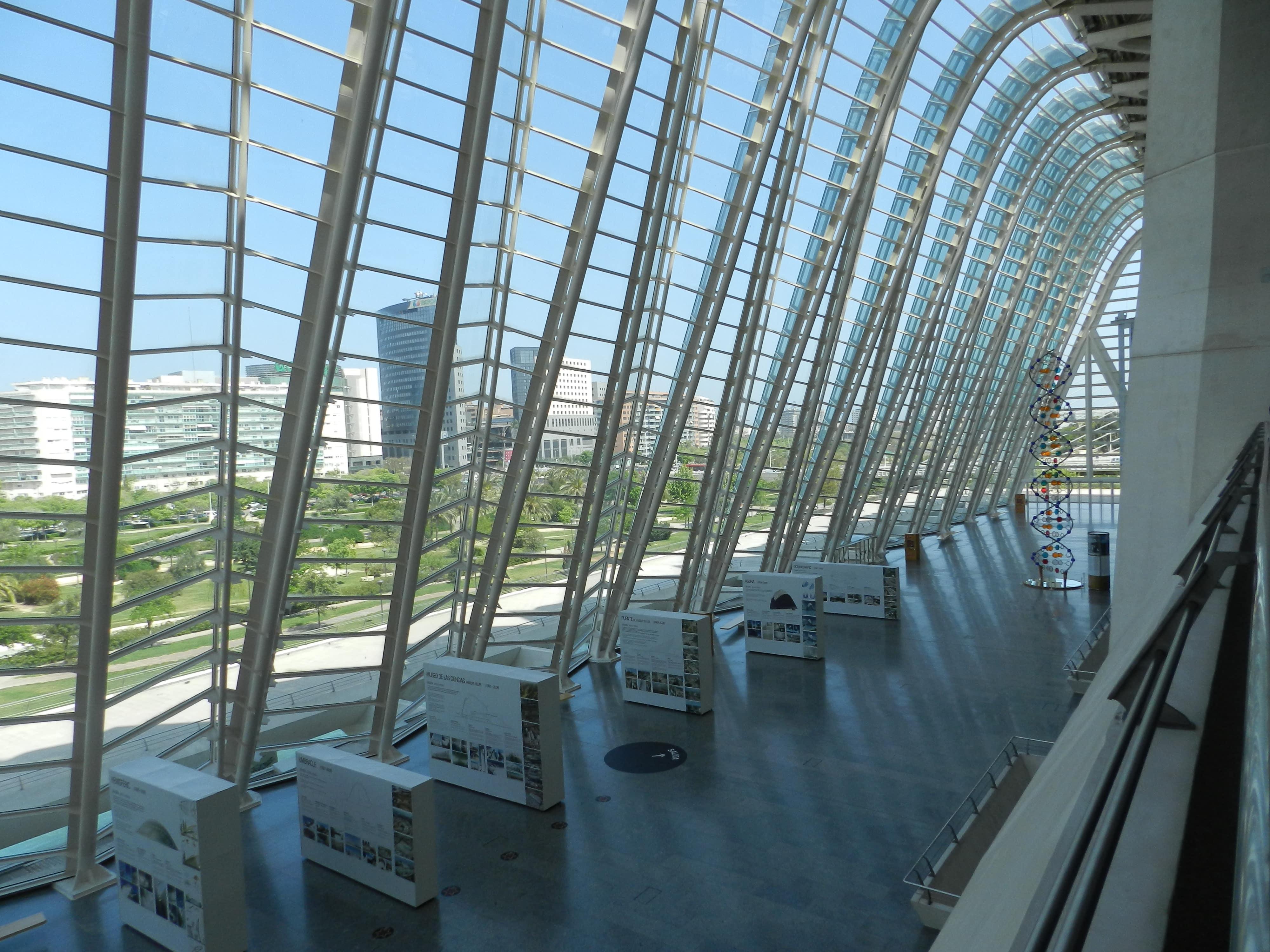 Ciudad de las Artes y las Ciencias, Museo de las Ciencias Principe Felipe