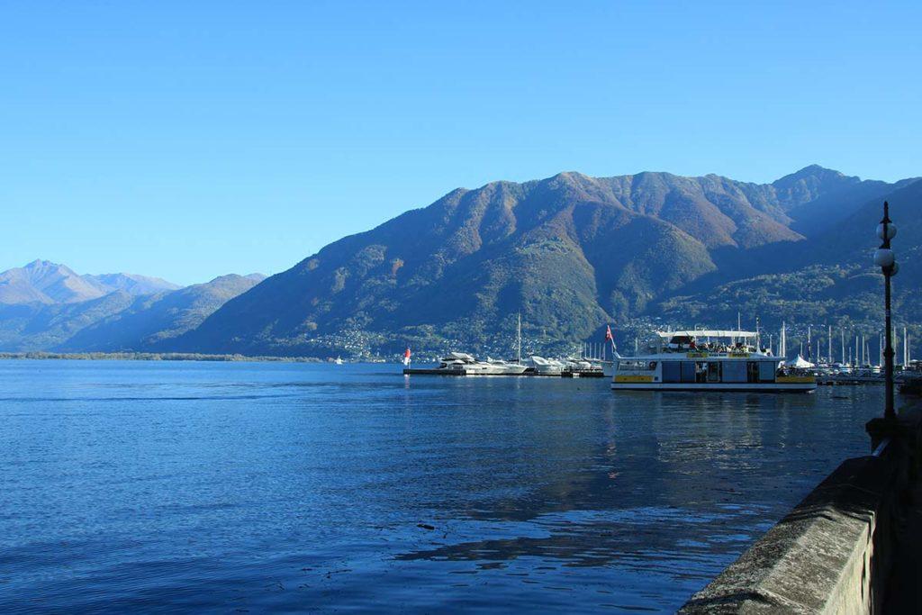 Treno del Foliage - Locarno Lago Maggiore