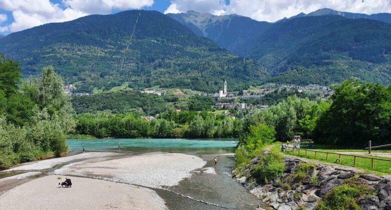Bassa Valtellina Chiuro albosaggia Sondrio