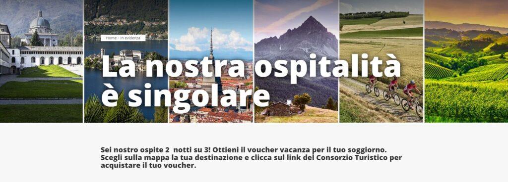 Voucher Vacanze Regione Piemonte