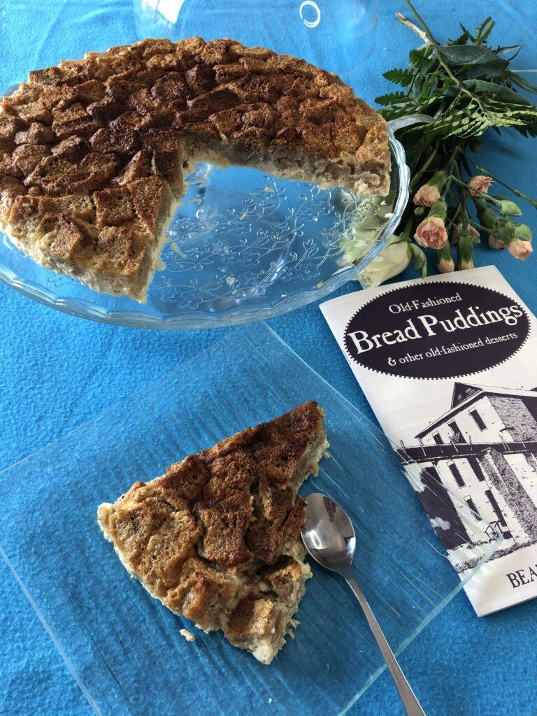 Vermont Bread Pudding