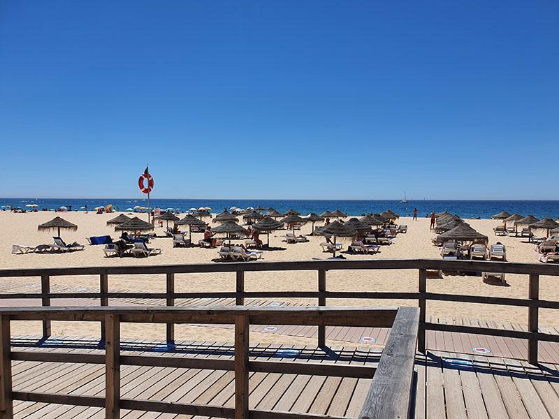Spiaggia di Quarteira