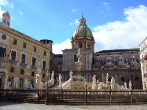 Palermo-fontana