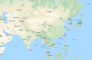 Ricette dall'Asia