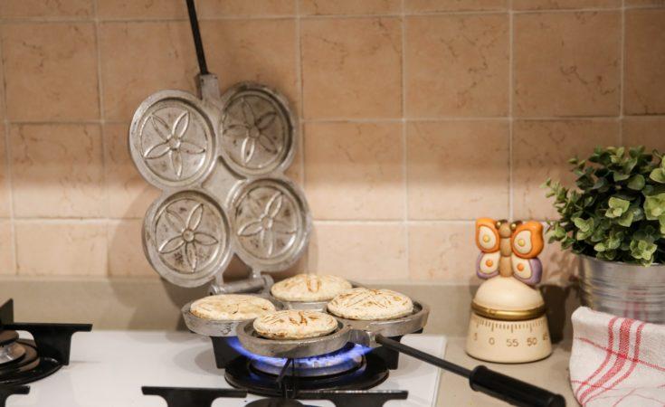Ricetta tigelle fatte in casa