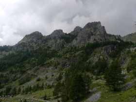 Escursioni in Valle Maira le dolomiti del Pimeonte